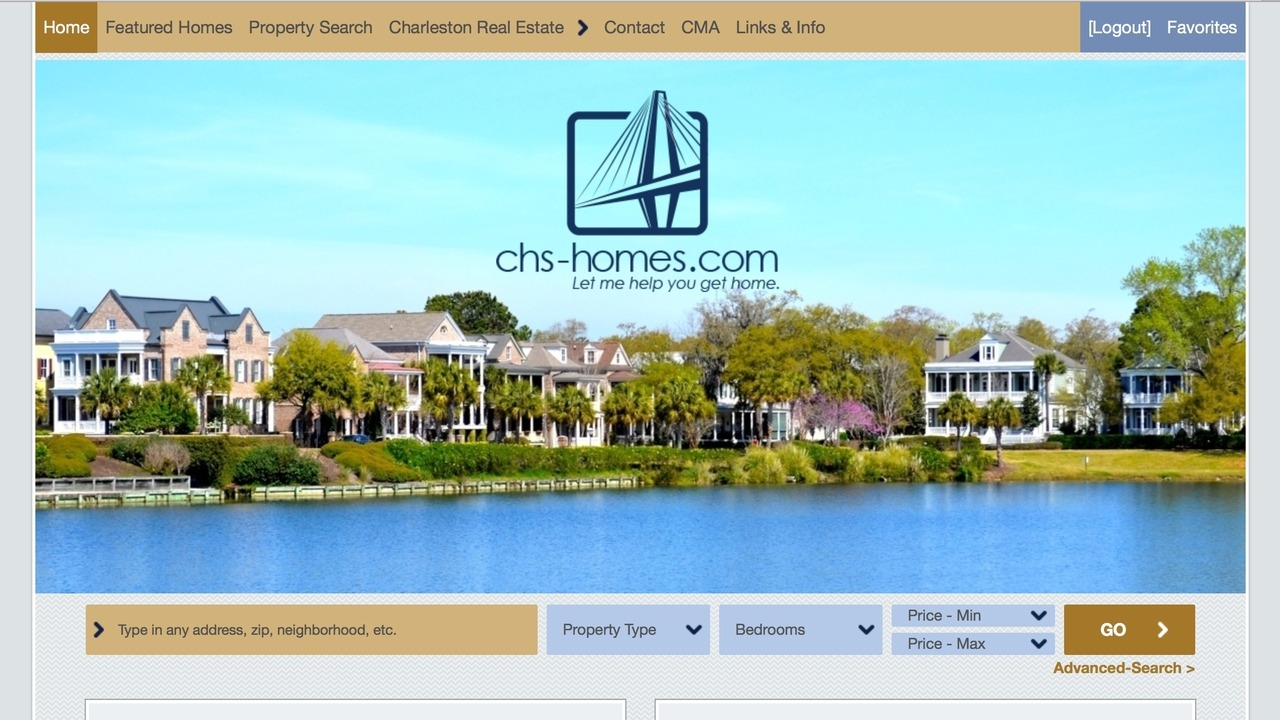 Charleston Homes Real Estate