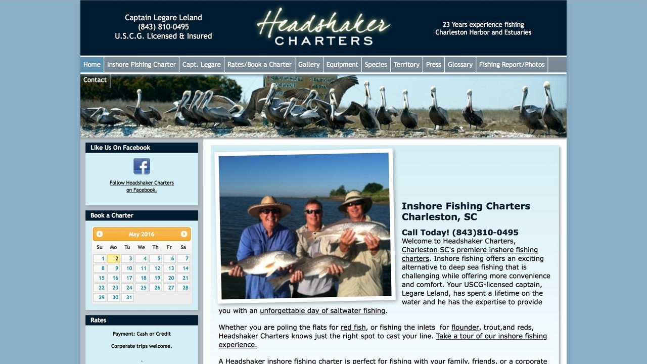 Headshaker Fishing Charters