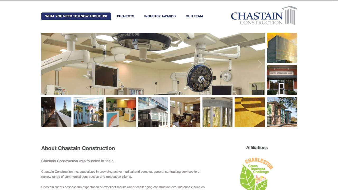 Chastain Construction